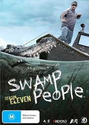 Swamp People - Season 11 | DVD
