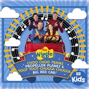 Choo Choo Trains, Propeller Planes And Toot Toot Chugga Chugga Big Red Car | CD
