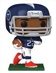 NFL: Titans - Derrick Henry Pop! Vinyl | Pop Vinyl