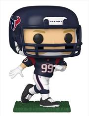 NFL: Texans - JJ Watt Pop! Vinyl | Pop Vinyl