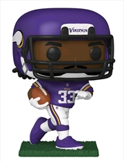 NFL: Minnesota Vikings - Dalvin Cook Pop! Vinyl | Pop Vinyl