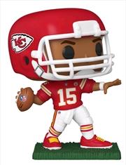 NFL: Chiefs - Patrick Mahomes Pop! Vinyl | Pop Vinyl