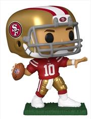 NFL: 49ers - Jimmy Garoppolo Pop! Vinyl | Pop Vinyl