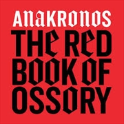 Red Book Of Ossory | CD