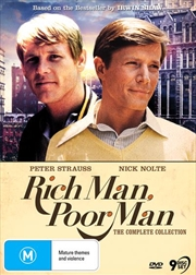 Rich Man, Poor Man | Complete Collection | DVD
