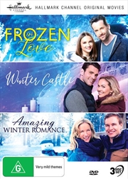 Hallmark - Frozen In Love / Winter Castle / Amazing Winter Romance - Collection 7 | DVD