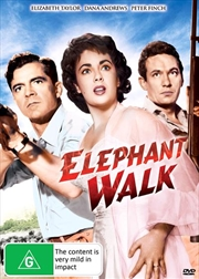 Elephant Walk | DVD