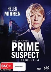 Prime Suspect - Series 1-4 | DVD