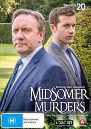 Midsomer Murders - Season 20 | Single Case Version | DVD