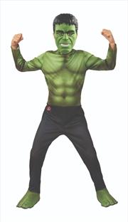 Kids Avengers: Endgame Economy Hulk: Size Small | Apparel