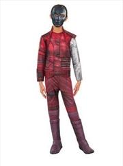 Nebula Deluxe Avengers 4 Child Costume - Size S   Apparel