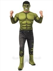 Hulk Adult Costume - Size Standard | Apparel