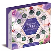 The Power Of Crystals And Crystal Grids | Books