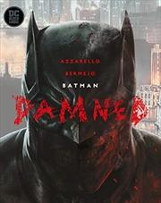 Batman: Damned | Hardback Book