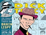 Complete Chester Gould's Dick Tracy Volume 28 | Hardback Book