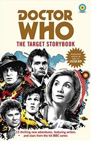 Doctor Who: The Target Storybook | Hardback Book