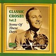 Classic Crosby V2 | CD
