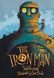 The Iron Man | Hardback Book