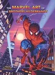 The Marvel Art Of The Brothers Hildebrandt | Hardback Book