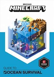 Minecraft Guide To Ocean Survival | Hardback Book