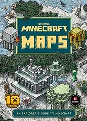 Minecraft Maps: An Explorer's Guide To Minecraft | Hardback Book