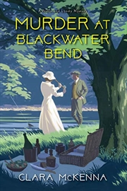 Murder At Blackwater Bend (a Stella And Lyndy Mystery) | Hardback Book