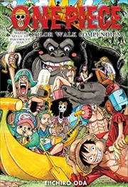 One Piece Color Walk Compendium: Water Seven To Paramount War (2) | Hardback Book