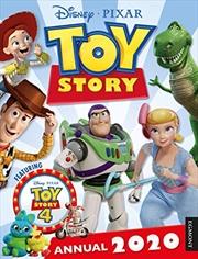 Disney Pixar Toy Story Annual 2020 | Hardback Book