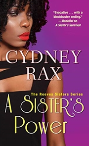 A Sister's Power (the Reeves Sisters) | Paperback Book