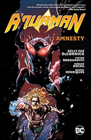 Aquaman Vol. 2: Amnesty | Paperback Book