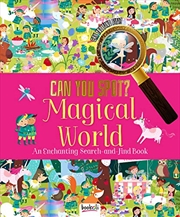 Magical World (can You Spot ) | Paperback Book