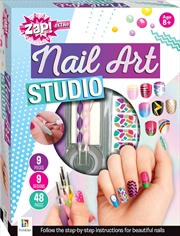 Zap! Extra: Nail Art Studio (2020 Ed) | Books