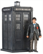 Doctor Who - Second Doctor and TARDIS Set | Merchandise