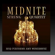 Msq Performs Amy Winehouse | CD