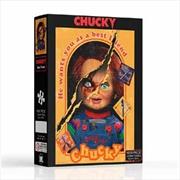 Chucky: Best Fiend 1000 Piece Puzzle | Merchandise