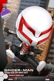Spider-Man - Spider-Man 2099 White Suit Cosbaby | Merchandise