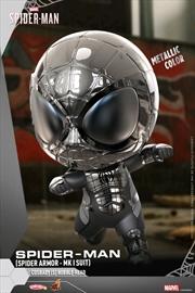 Spider-Man - Spider Armor Mark I Suit Cosbaby | Merchandise
