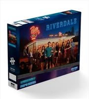 Riverdale: Diner 1000 Piece Puzzle | Merchandise