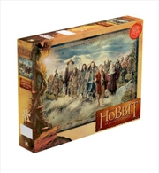 Hobbit: An Unexpected Journey 1000 Piece Puzzle | Merchandise