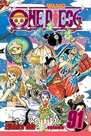 One Piece | Paperback Book