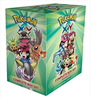 Pokémon X•y Complete Box Set: Includes Vols. 1-12 (pokemon) | Paperback Book