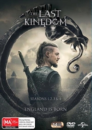Last Kingdom - Season 1-4 | Boxset, The | DVD