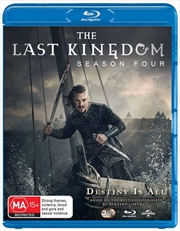 Last Kingdom - Season 4, The | Blu-ray