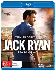 Tom Clancy's Jack Ryan - Season 2 | Blu-ray