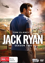 Tom Clancy's Jack Ryan - Season 2 | DVD