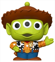 "Pixar - Alien Remix Woody 10"" Pop! Vinyl 