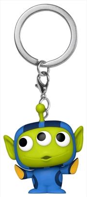 Pixar - Alien Remix Dory Pocket Pop! Keychain | Pop Vinyl