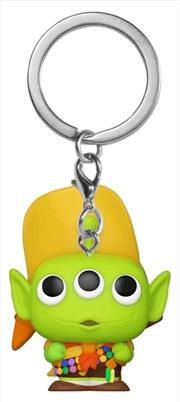 Pixar - Alien Remix Russell Pocket Pop! Keychain | Pop Vinyl