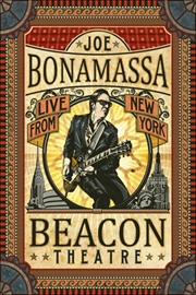 Beacon Theatre - Live From New York | DVD