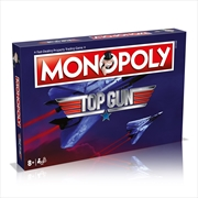 Monopoly - Top Gun Edition | Merchandise